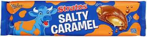 Bilde av Nidar Stratos salty caramel 185 gr.