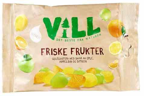 Bilde av Nidar Vill friske frukter.