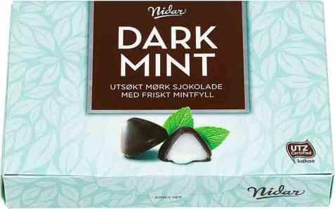 Bilde av Nidar dark mint 140 gr.