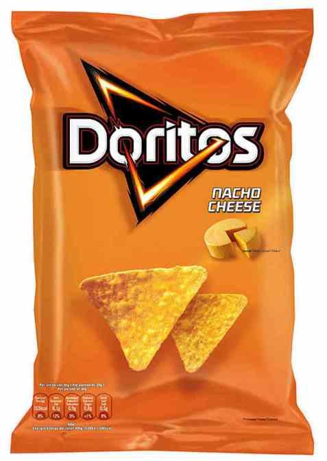Bilde av Doritos nacho cheese 170 gr.