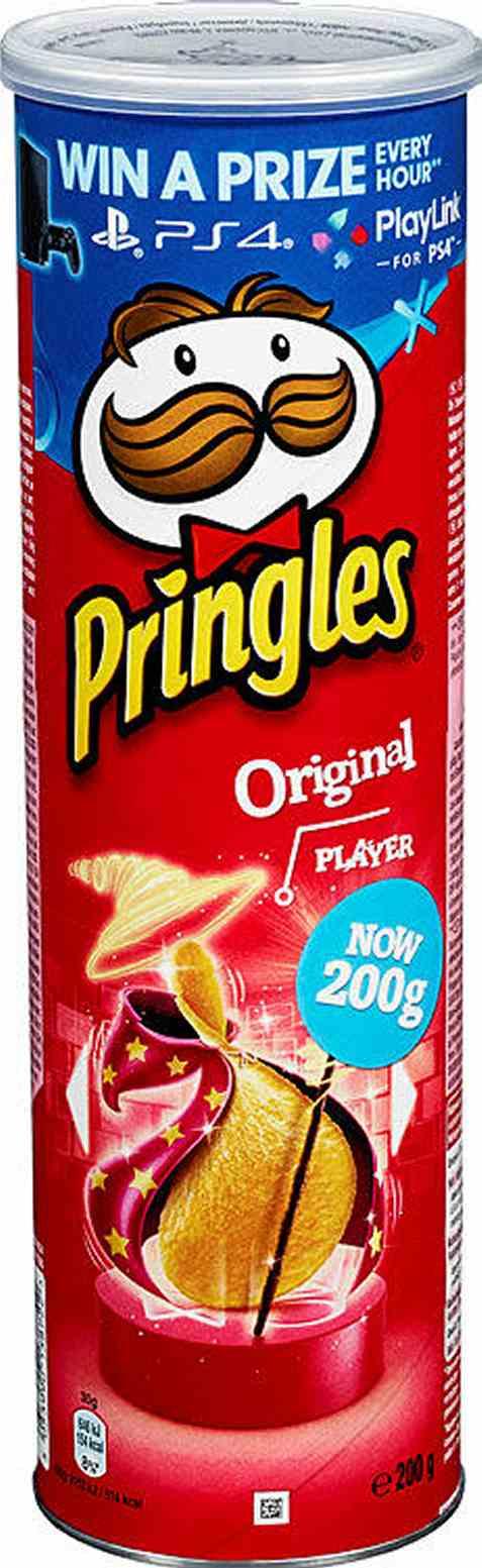 Bilde av Pringles original 200 gr.