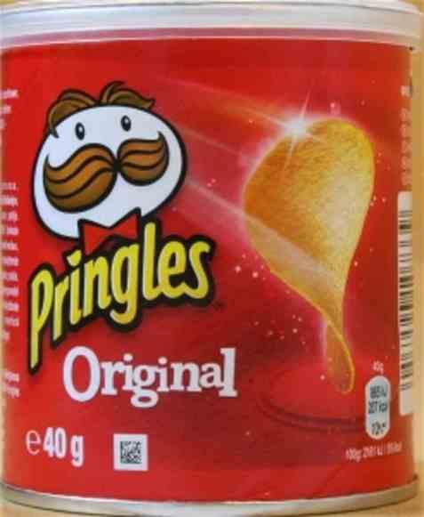Bilde av Pringles original 40 gr.
