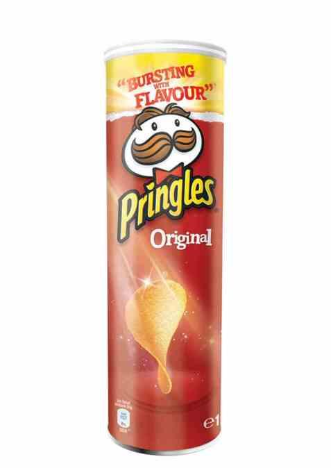 Bilde av Pringles original 190 gr.