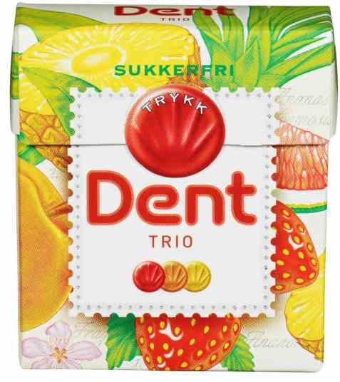 Bilde av Dent trio.