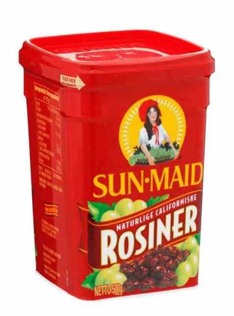 Bilde av Sun-maid rosiner 500 gr.