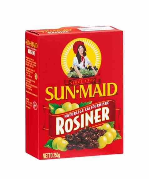 Bilde av Sun-maid rosiner 250 gr.