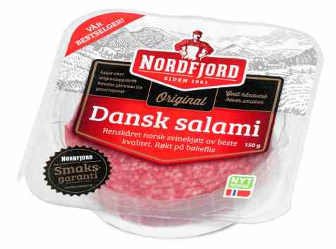 Bilde av Nordfjord dansk salami.
