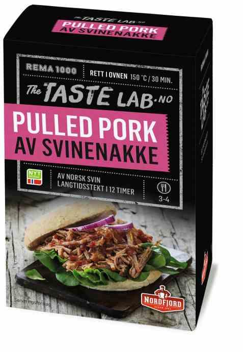 Bilde av Nordfjord Pulled Pork av Svinenakke.