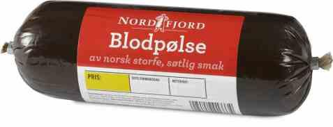 Bilde av Nordfjord blodpølse snabb.