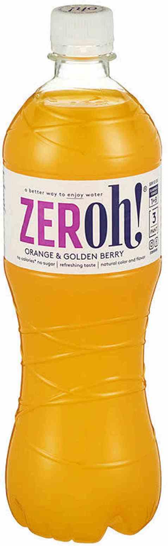 Bilde av Lerum zeroh orange og golden berry.