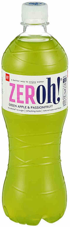 Bilde av Lerum zeroh green apple and passionfruit.