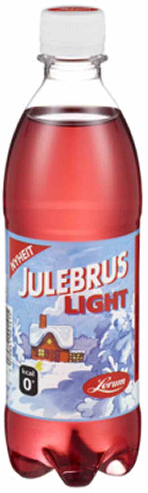 Bilde av Lerum julebrus light.