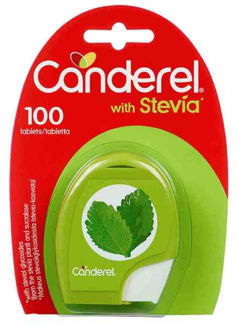 Bilde av Canderel søtningstabletter 100 stk.
