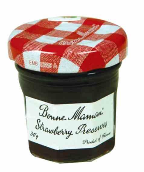 Bilde av Bonne Maman jordbærsyltetøy kuvert.