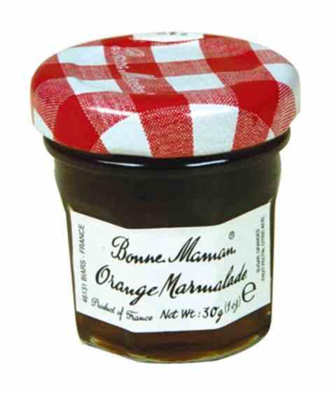 Bilde av Bonne Maman appelsinsyltetøy kuvert.