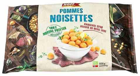 Bilde av Hoff Pommes noisettes.