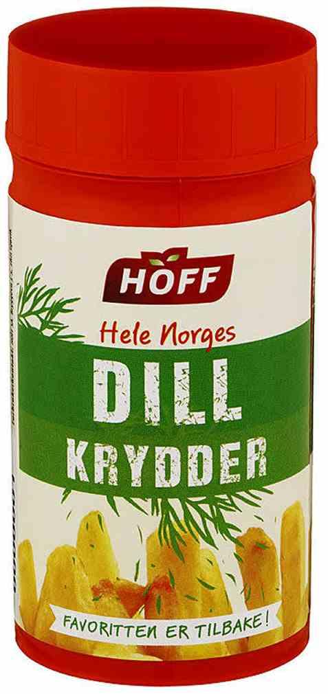 Bilde av Hoff Pommes Frites krydder dill.