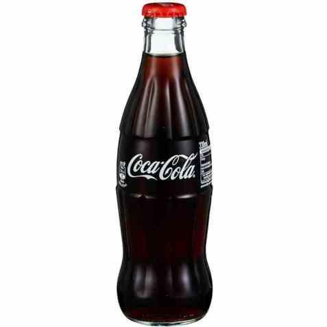 Coca Cola med næringsinnhold, oppskrifter og informasjon.