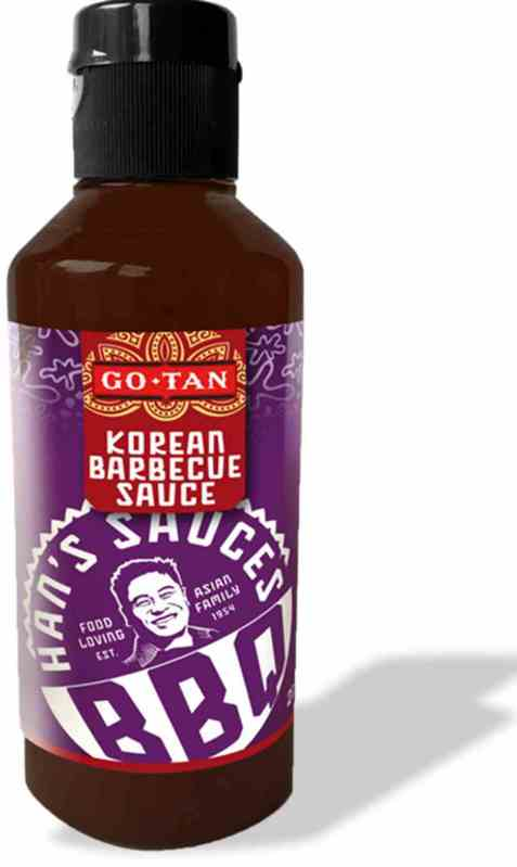 Bilde av Go-tan korean BBQ Saus.