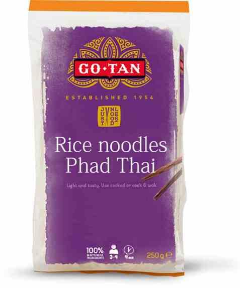 Bilde av Go-Tan risnudler phad thai.