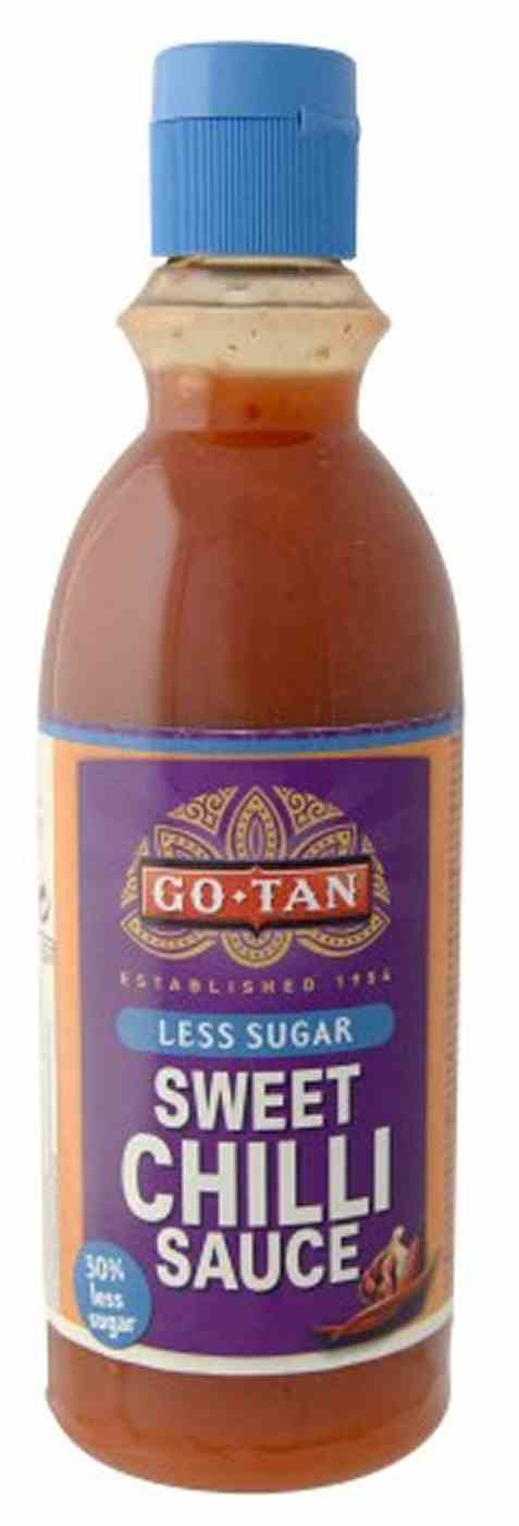 Bilde av Go-tan Sweet Chilli Sauce less sugar.