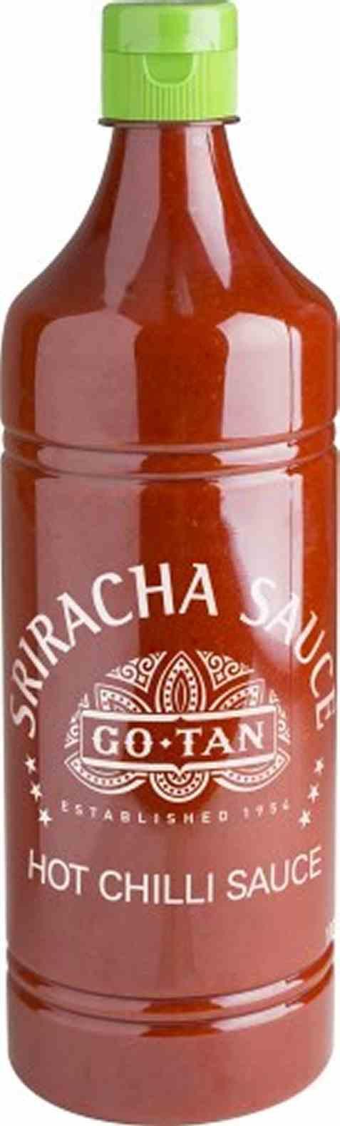 Bilde av Go-Tan Sriracha-saus 1 liter.