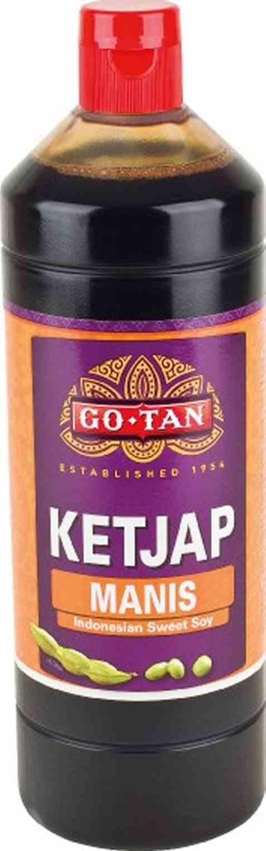 Bilde av Go-tan Ketjap Manis 1 liter.