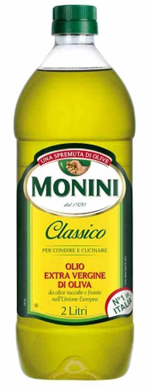 Bilde av Monini Olivenolje Classico Extra Virgin 2 liter.