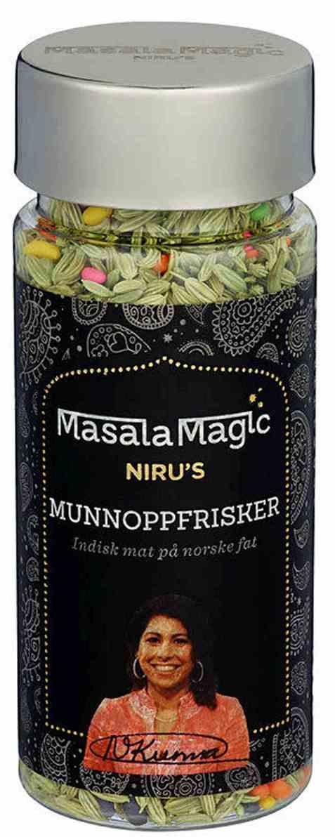 Bilde av Masalamagic munnoppfrisker 65 gr.