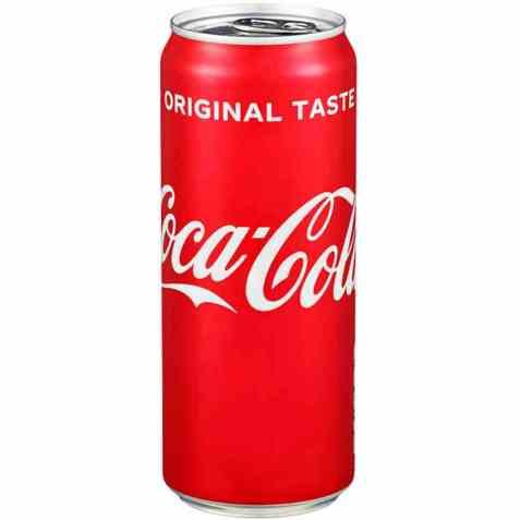 Bilde av Coca Cola boks 0,33.