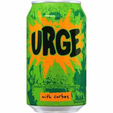 Bilde av Urge original boks 0,33 l.