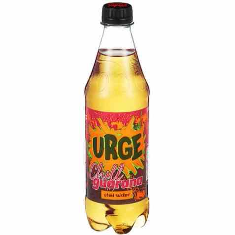 Bilde av Urge uten sukker chili guarana.