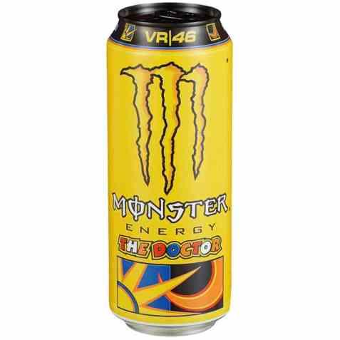 Bilde av Monster rossi.