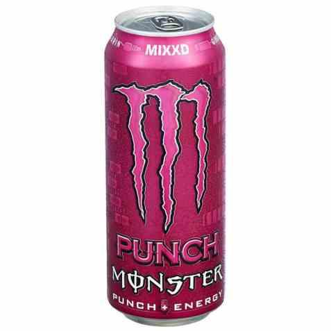Bilde av Monster punch energy.