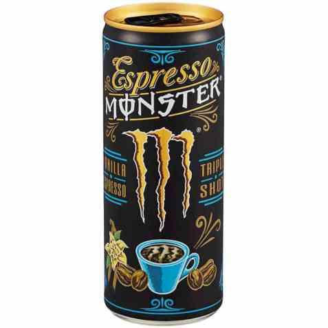 Bilde av Monster Espresso vanilla.