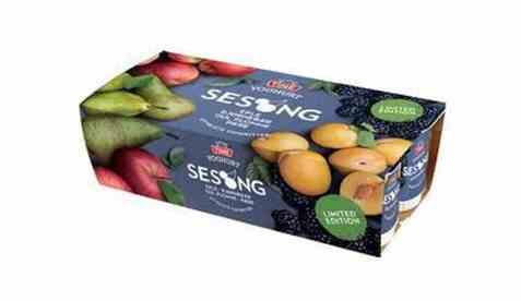 Bilde av TINE Yoghurt høstfrisk bjørnebær.