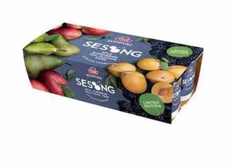 Bilde av TINE Yoghurt høstfrisk pære.