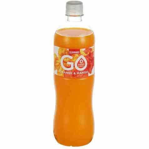 Bilde av Eldorado go leskedrikk orange and mango.