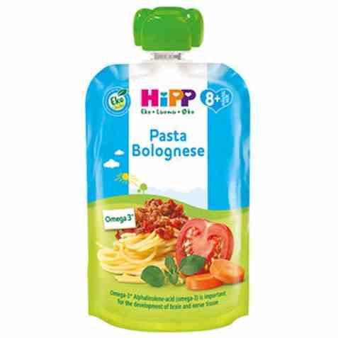 Bilde av Hipp Pasta Bolognese 130 gr.