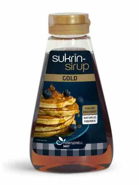 Bilde av Funksjonell mat sukrinsirup gold.