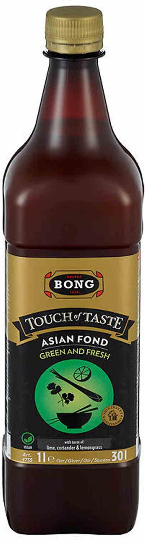 Bilde av Touch of Taste green and fresh fond 1 liter.