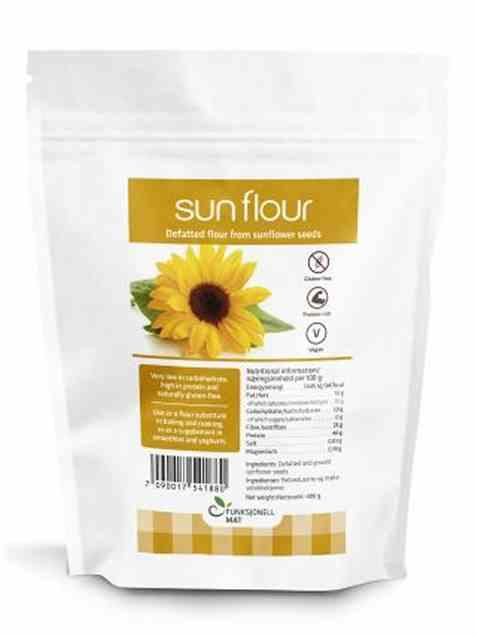 Bilde av Funksjonell mat sunflour.