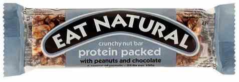 Bilde av Eat natural bar peanut and chocolate.