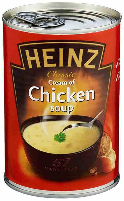 Bilde av Heinz chicken soup 400 gr.