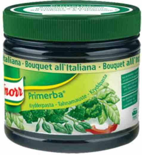 Bilde av Knorr Bouquet all italiana krydderpasta.