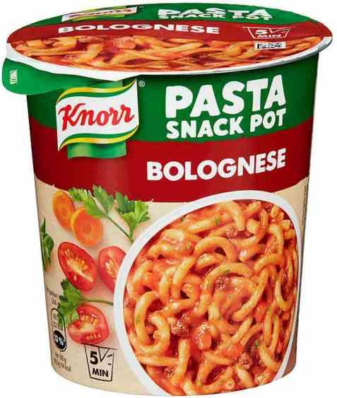 Bilde av Knorr Snack Pot bolognese.