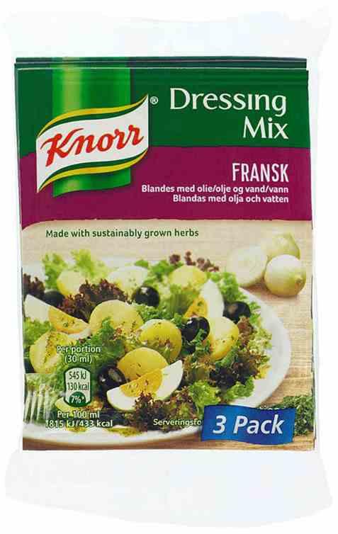 Bilde av Knorr fransk dressingmix.