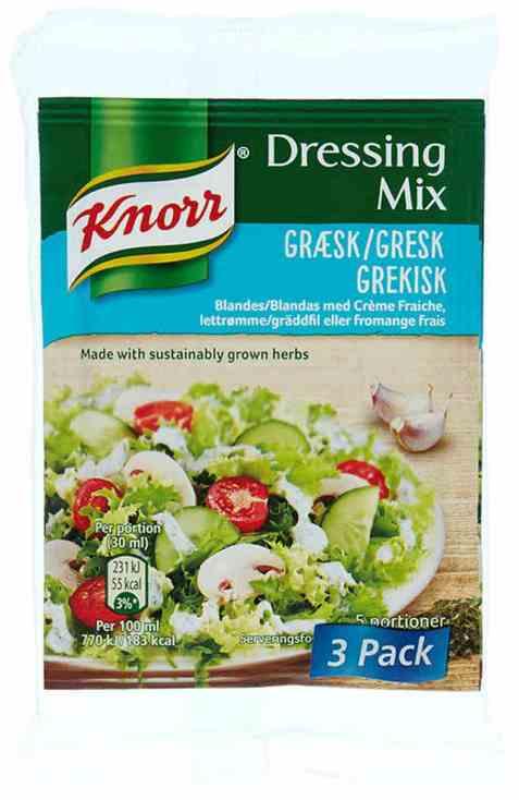 Bilde av Knorr gresk dressingmix.