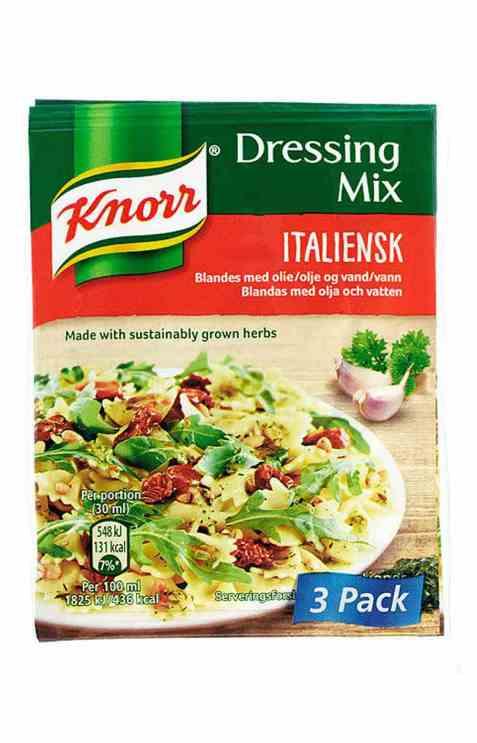 Bilde av Knorr italiensk dressingmix.
