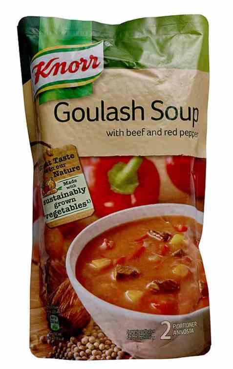 Bilde av Knorr goulash suppe 570 ml.